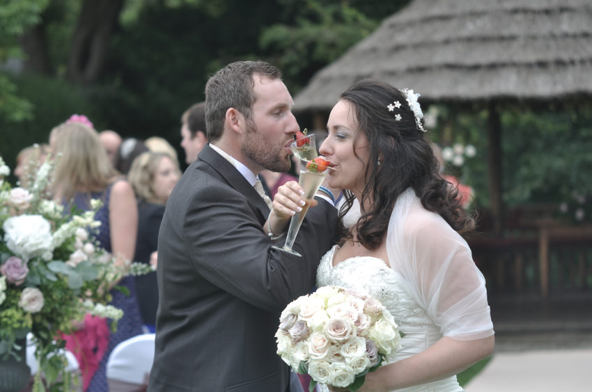 Wedding of Paul and Lianne Newton at the Manor House Hotel, Moreton In Marsh